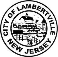 Small City of Lambertville Seal transparent bg